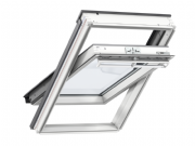 VELUX WHITE PAINTED Centre-Pivot Roof Window GGL